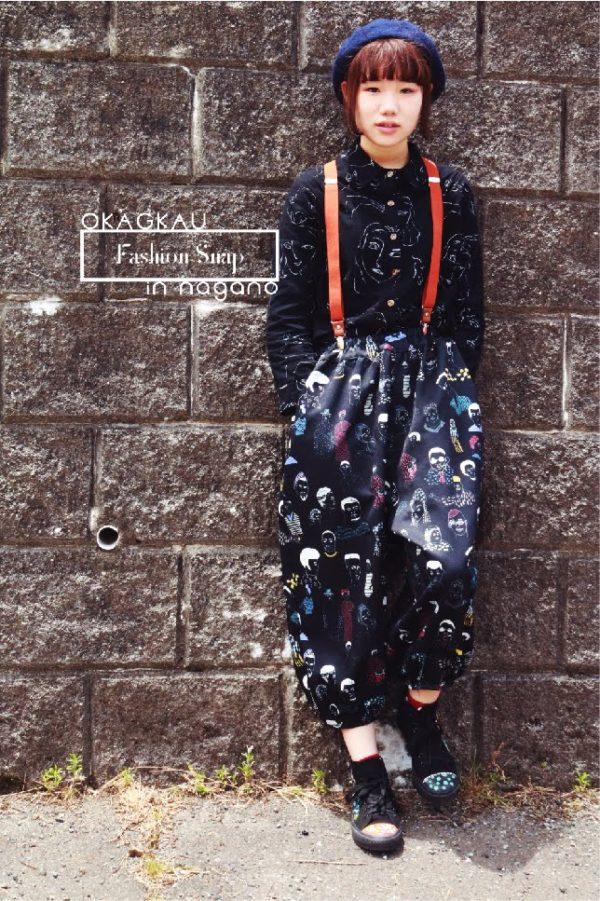 ファッションスナップ更新♪