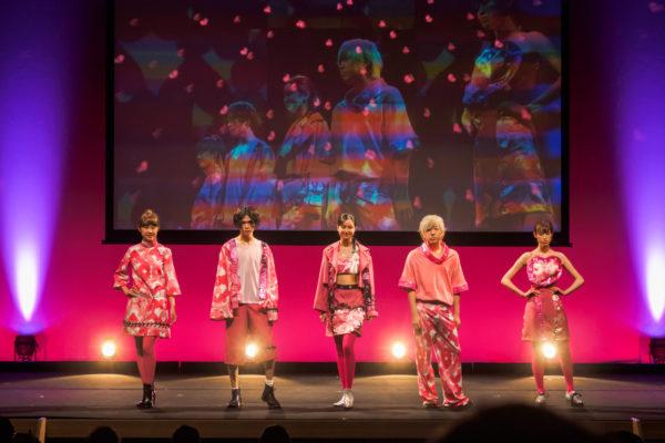 平成30年度岡学園制作展ファッションショー ファッションクリエーターコース編