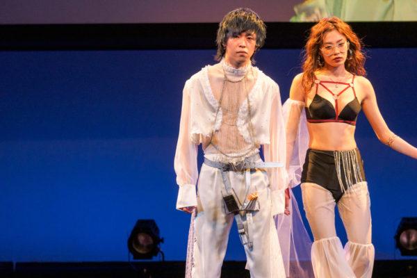 平成30年度岡学園制作展ファッションショー ファッションスタイリングコース編