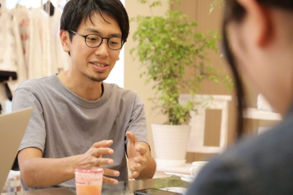 清水貴栄 氏 インタビュー