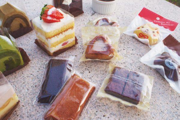 ひっそり佇む温かい雰囲気のお店 -洋菓子店タンドレス-