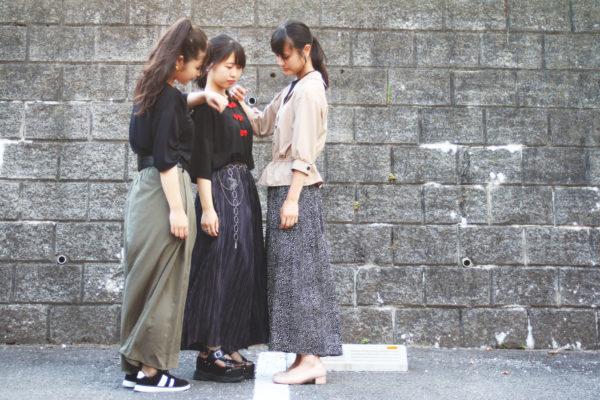 2019.8.9 ファッションスナップ更新♪