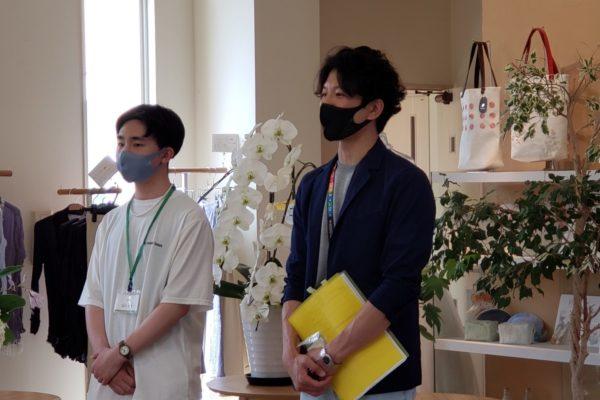 長野プロデュース科オープンキャンパスでVR体験!!